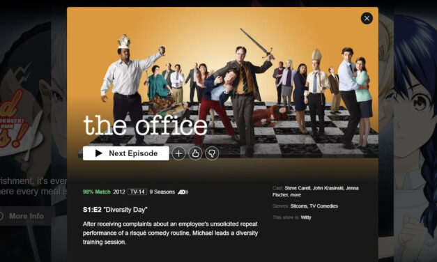 Why Isn't The Office on Netflix Anymore?