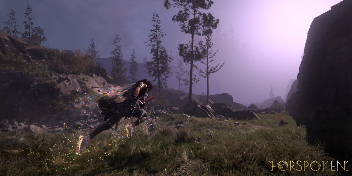 Luminous Productions Announces the Official Title for Their Debut Game – FORSPOKEN
