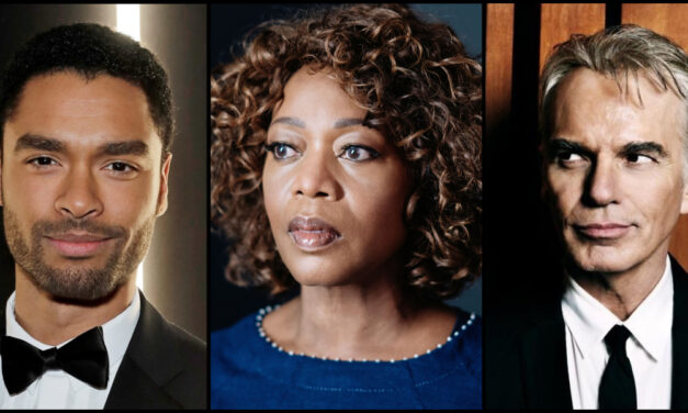 Regé-Jean Page, Billy Bob Thornton and Alfre Woodward Round Out the Cast for THE GRAY MAN