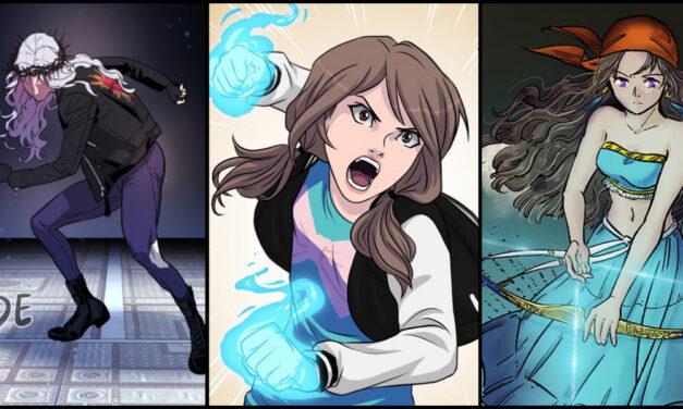 10 Badass Leading Ladies We Love in Webtoon Comics