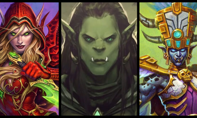 6 Badass Female Characters We Love in WORLD OF WARCRAFT