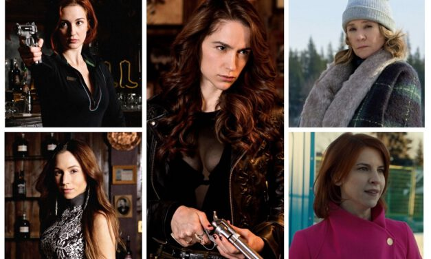 How the Women of WYNONNA EARP Inspire Me to Be Better