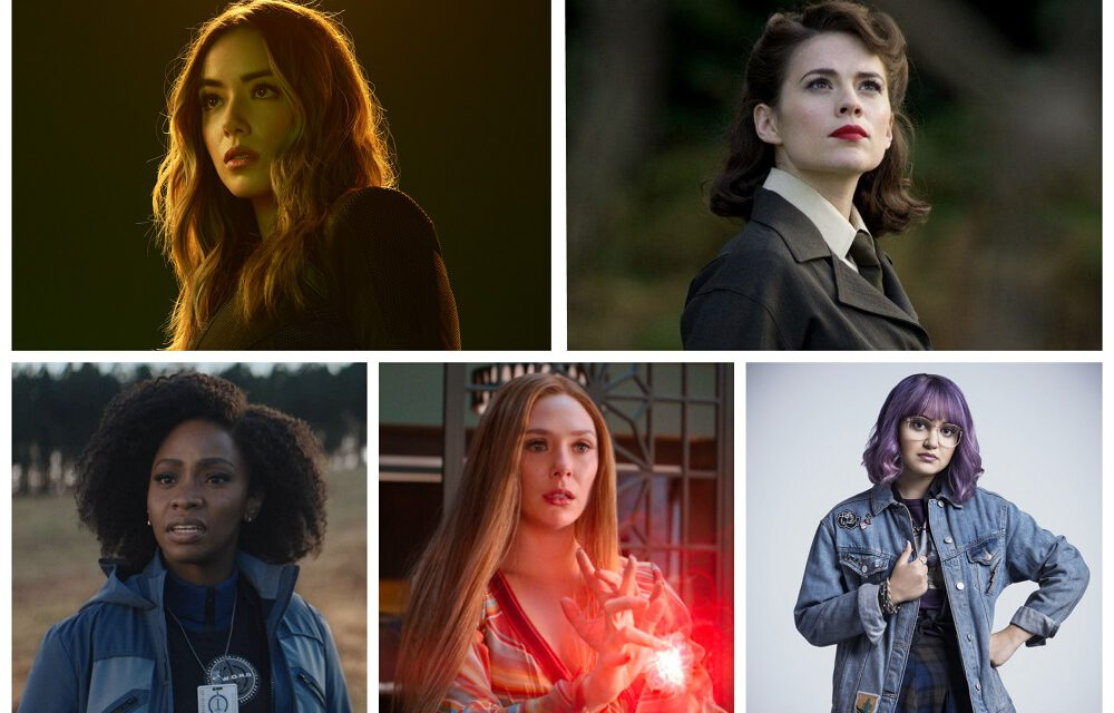 Top 10 Badass Marvel Female Characters