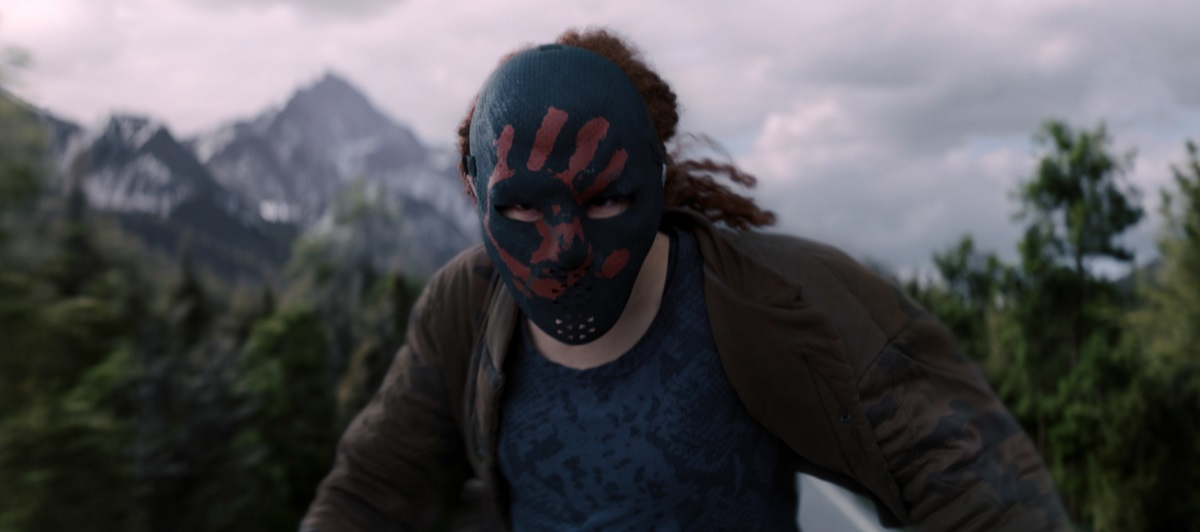 """Still of Erin Kellyman in The Falcon and the Winter Soldier episode """"The Star-Spangled Man."""""""