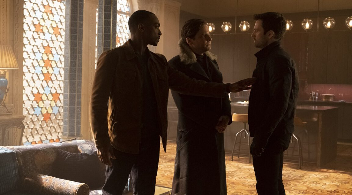 THE FALCON AND THE WINTER SOLDIER Recap: (S01E04) The Whole World Is Watching