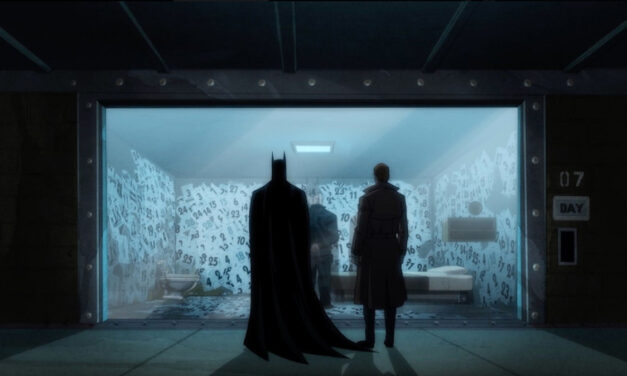 BATMAN: THE LONG HALLOWEEN PART ONE Gets Its First Gritty Trailer