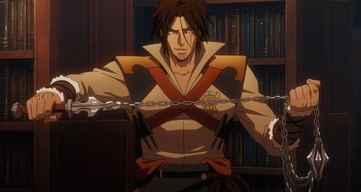 Netflix Is Rewarding Us With First Look Images for CASTLEVANIA Season 4
