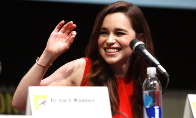 Whoa Momma! Emilia Clarke Is Writing a Comic!
