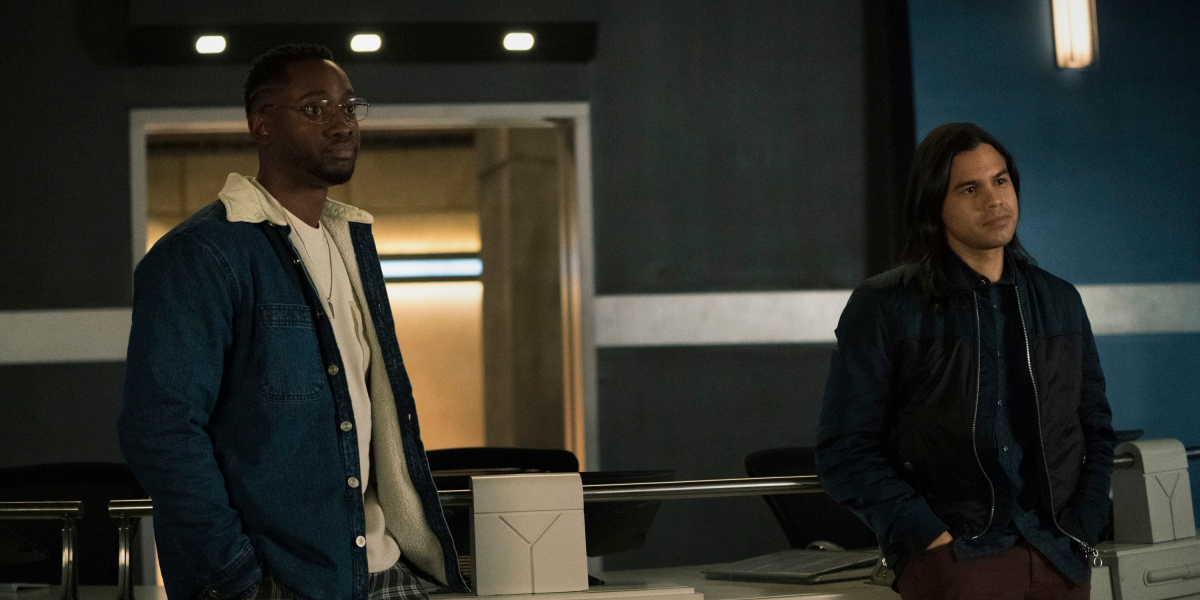 THE FLASH Recap (S07E06): The One with the Nineties