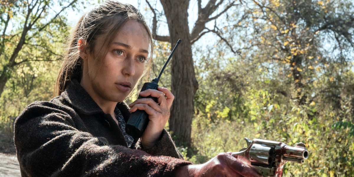 Alicia faces new challenges on Fear the Walking Dead