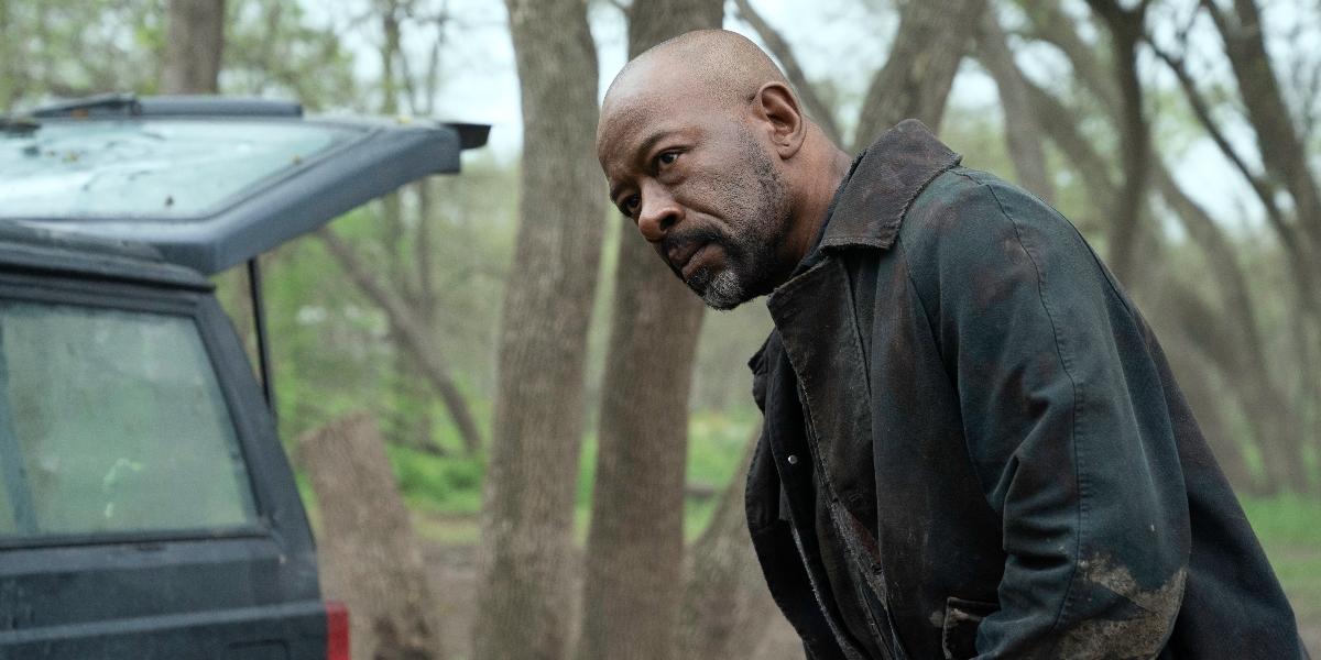 Morgan struggles to help John on Fear the Walking Dead