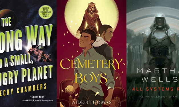 7 Feel-Good Science Fiction and Fantasy Books
