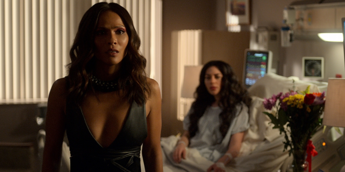 Inbar Lavi returns as Eve in Lucifer