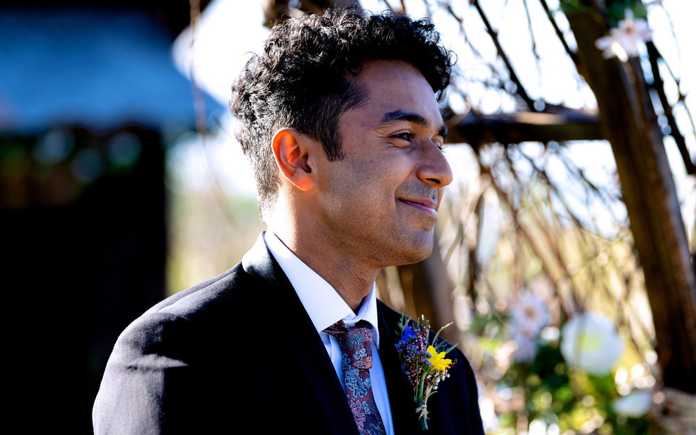 "Still of Varun Saranga in Wynonna Earp episode ""Old Souls."""