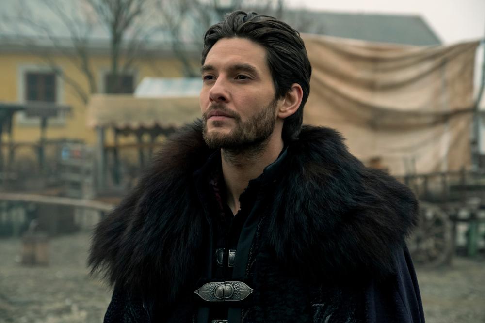 Ben Barnes as General Kirigan