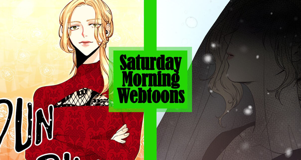 Saturday Morning Webtoons: THE REMARRIED EMPRESS and LIKE WIND ON A DRY BRANCH