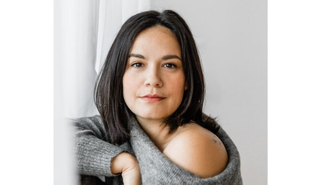 GGA Indigenerd Wire Interview with Resident Alien's Sarah Podemski