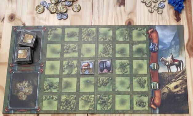 Reiner Knizia Tabletop Genius – 3 Playthroughs