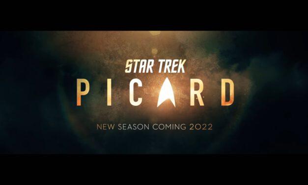 STAR TREK: PICARD Confirms Returning Favorite In Season Two Teaser