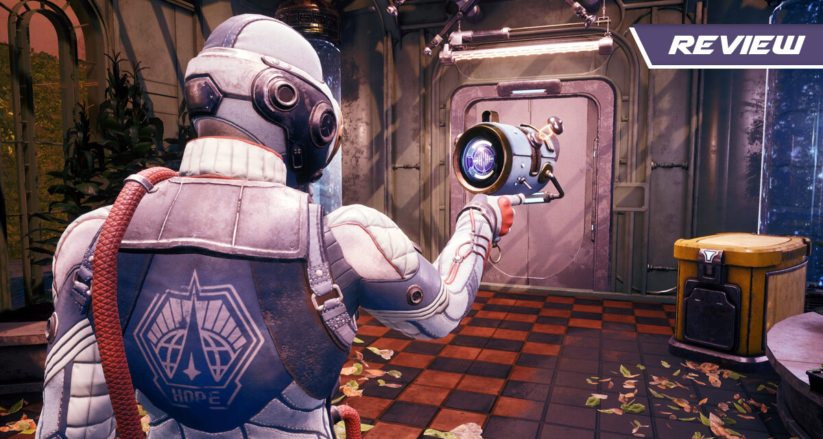 GGA Game Review: MURDER ON ERIDANOS is a Sleuth-filled Sendoff to THE OUTER WORLDS