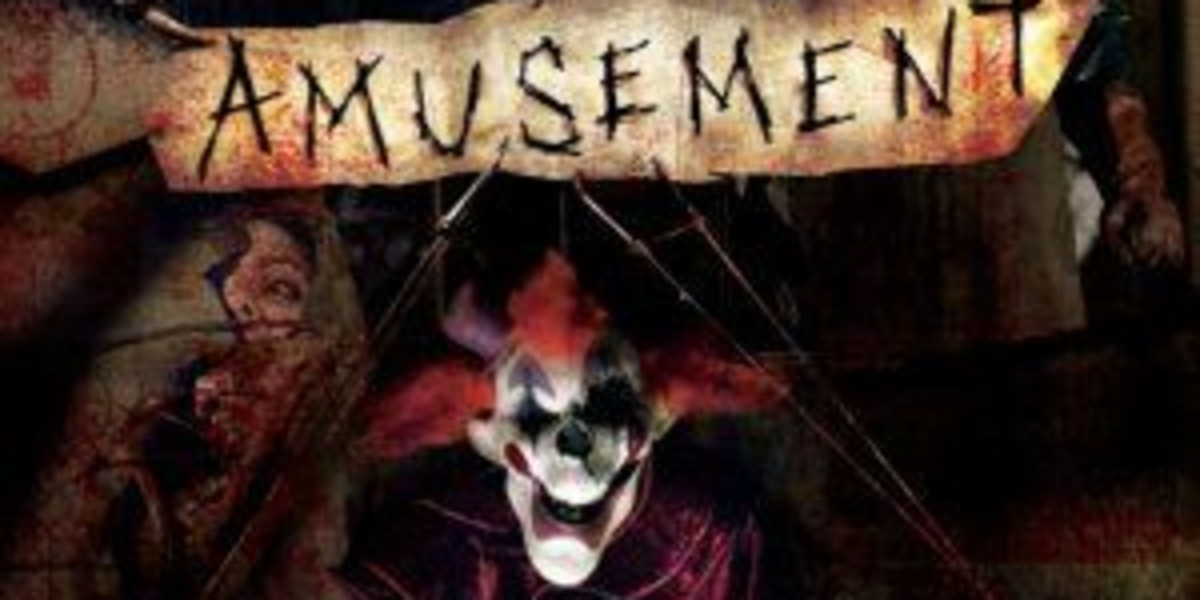 Underrated Horror Movie of the Month: AMUSEMENT