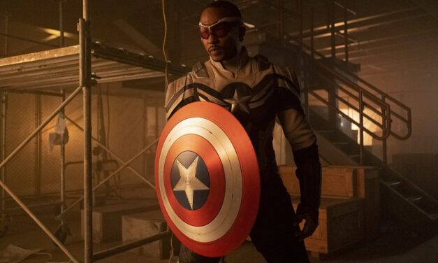 Anthony Mackie Reacts to CAPTAIN AMERICA 4 News and He's As Excited as We Are