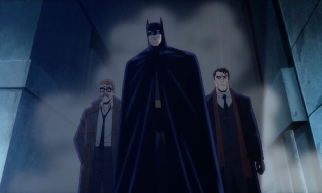 The Clock's Ticking in the BATMAN: THE LONG HALLOWEEN PART TWO Trailer