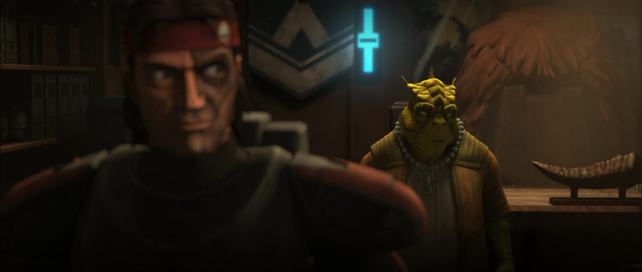 STAR WARS: THE BAD BATCH Recap: (S01E05) Rampage