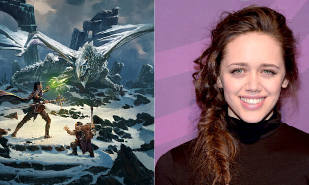 DUNGEONS AND DRAGONS Movie Adds Daisy Head to Cast List