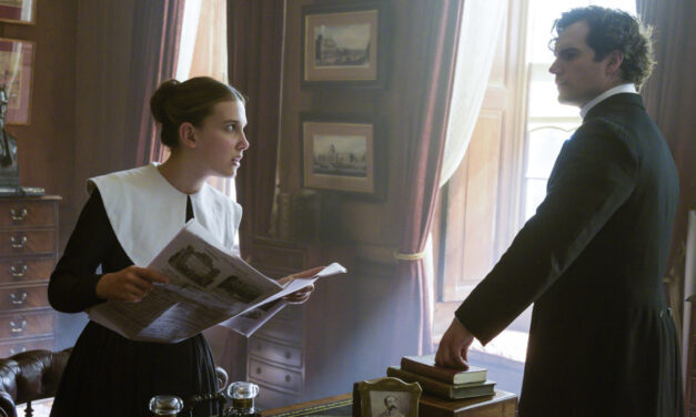 ENOLA HOLMES Sequel Brings Back Millie Bobby Brown and Henry Cavill