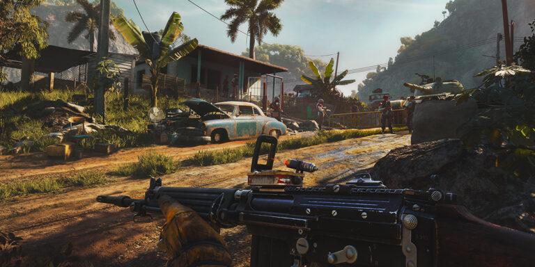 Combat on Yara, Far Cry 6