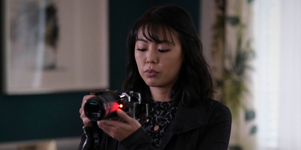 Kamilla decides to leave Central City on The Flash