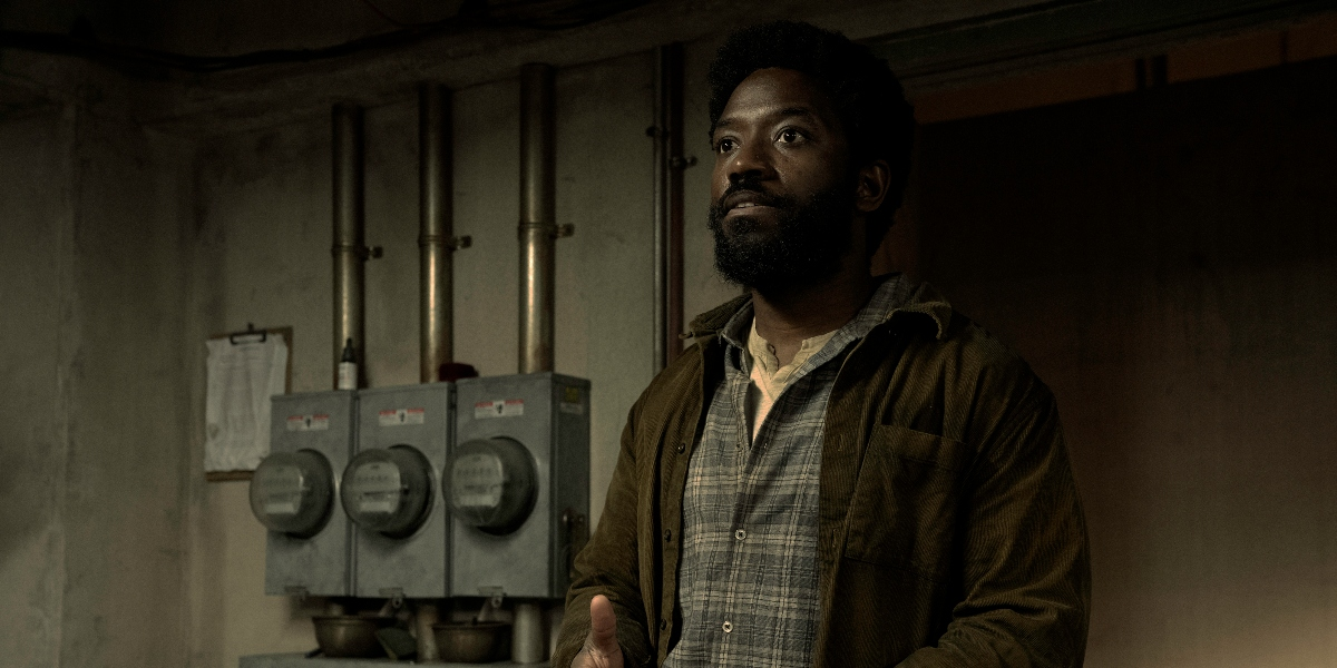 Derek uses his brother for information on Fear the Walking Dead