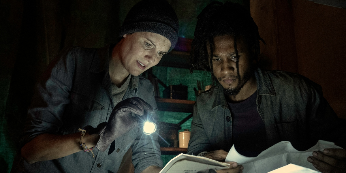 Al and Wes find evidence of attacks on Fear the Walking Dead