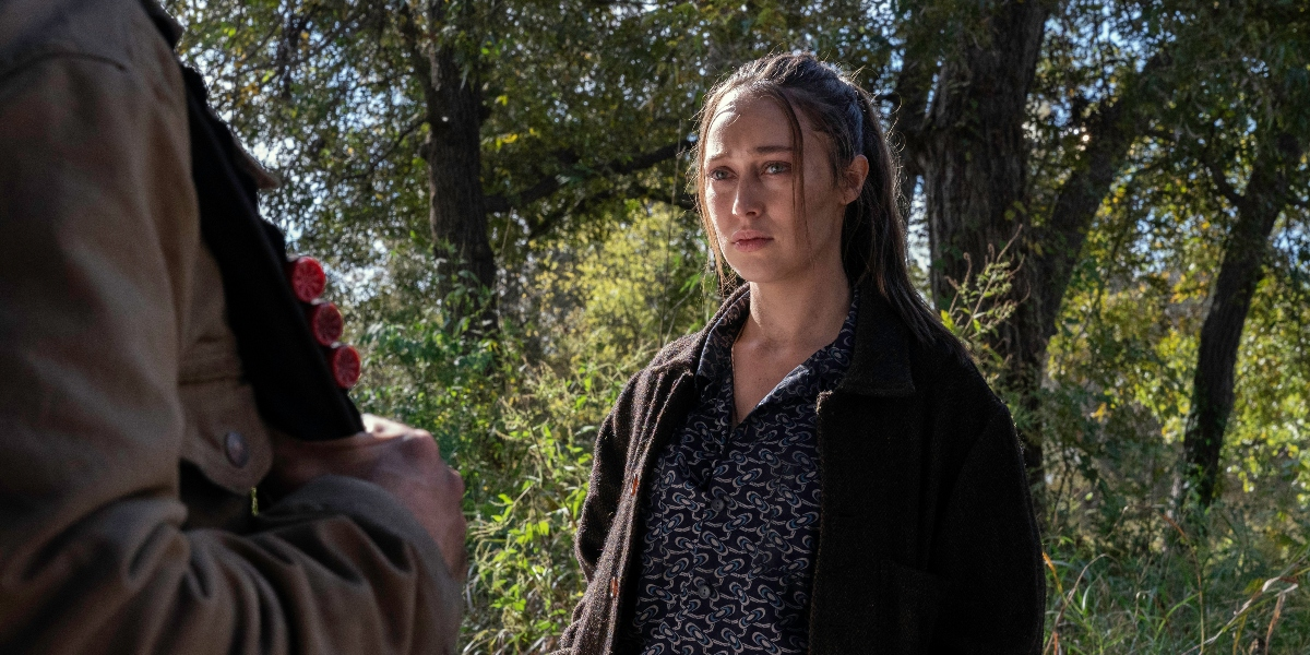 Alicia runs into an old friend on Fear the Walking Dead