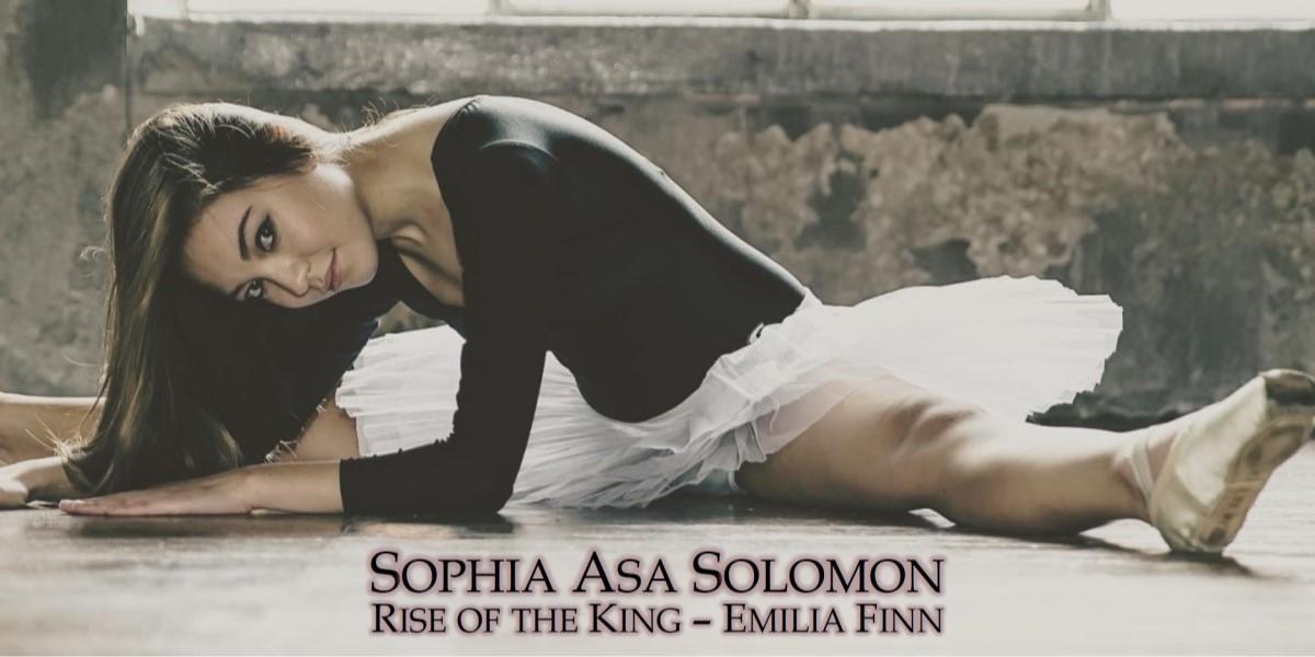 Geek Girl Authority Crush of the Week: SOPHIA ASA SOLOMON