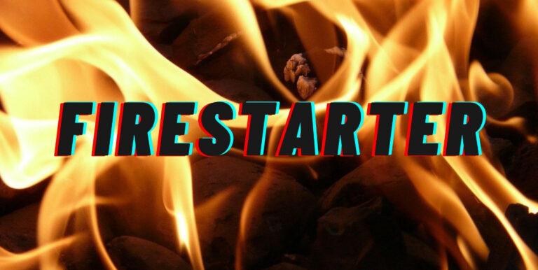 Blumhouse's Firestarter logo