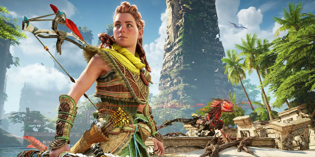 PlayStation State of Play: First Look at HORIZON FORBIDDEN WEST Gameplay