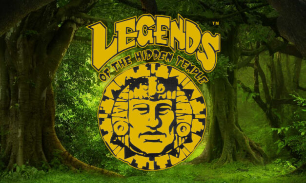 The CW Is Making Our LEGENDS OF THE HIDDEN TEMPLE Dreams Come True