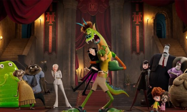 HOTEL TRANSYLVANIA: TRANSFORMANIA Switches Things Up in New Trailer