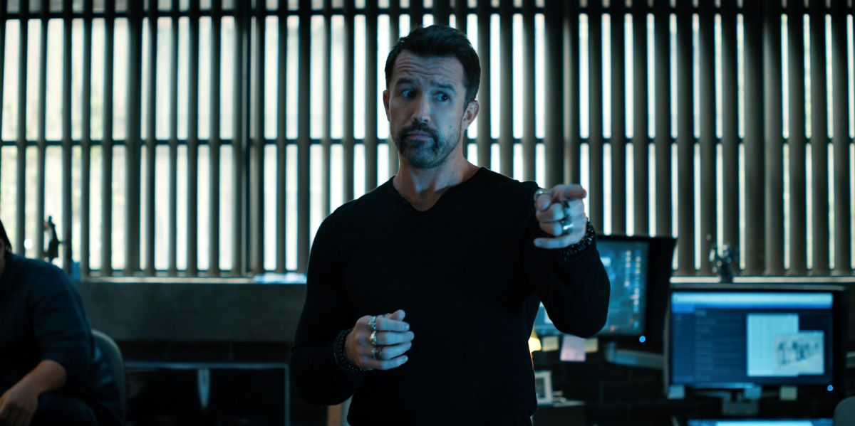 """Still of Rob McElhenney in Mythic Quest episode """"Grouchy Goat."""""""