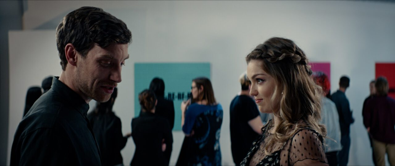 James Jagger, Lili Simmons in Sound of Violence