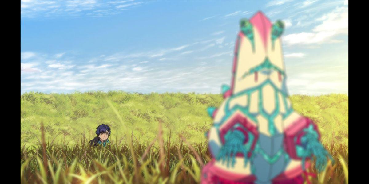 the tiny kaiju (SSSS.DYNAZENON season 2 episode 8)
