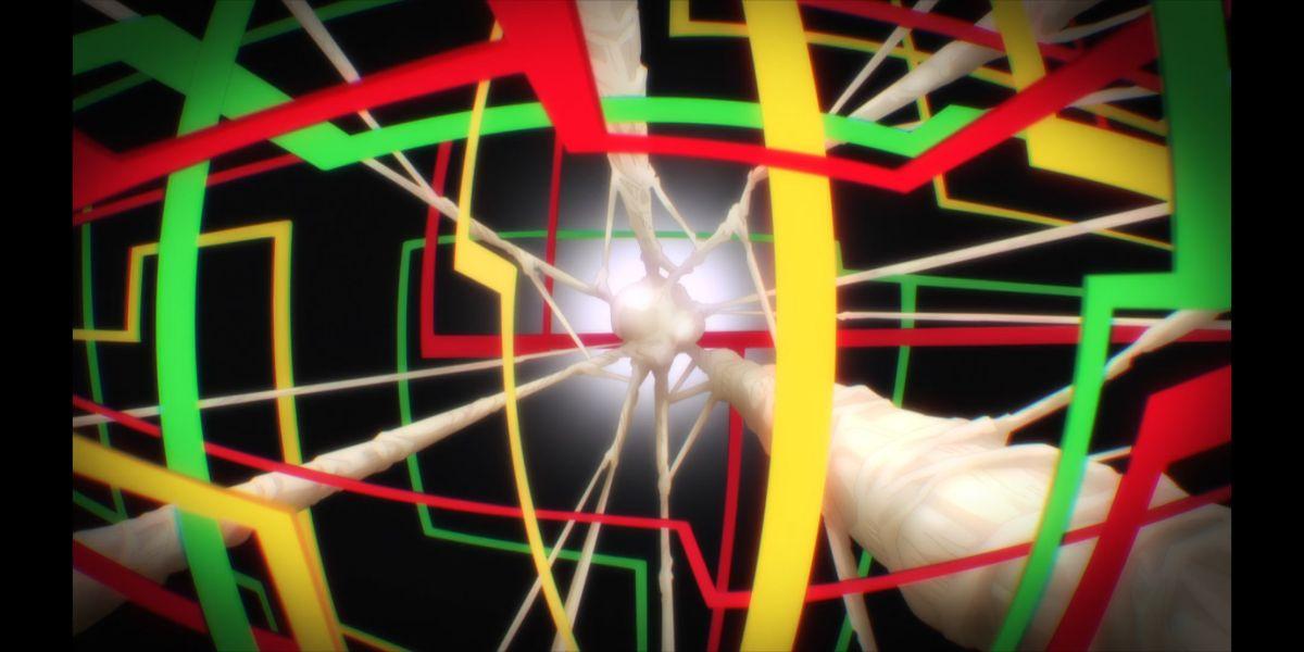 a matrix of some sort (SSSS.DYNAZENON season 2 episode 8)