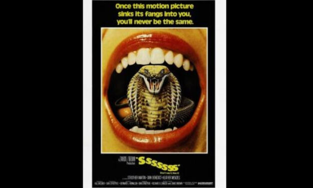 Underrated Horror Movie of the Month: SSSSSSS