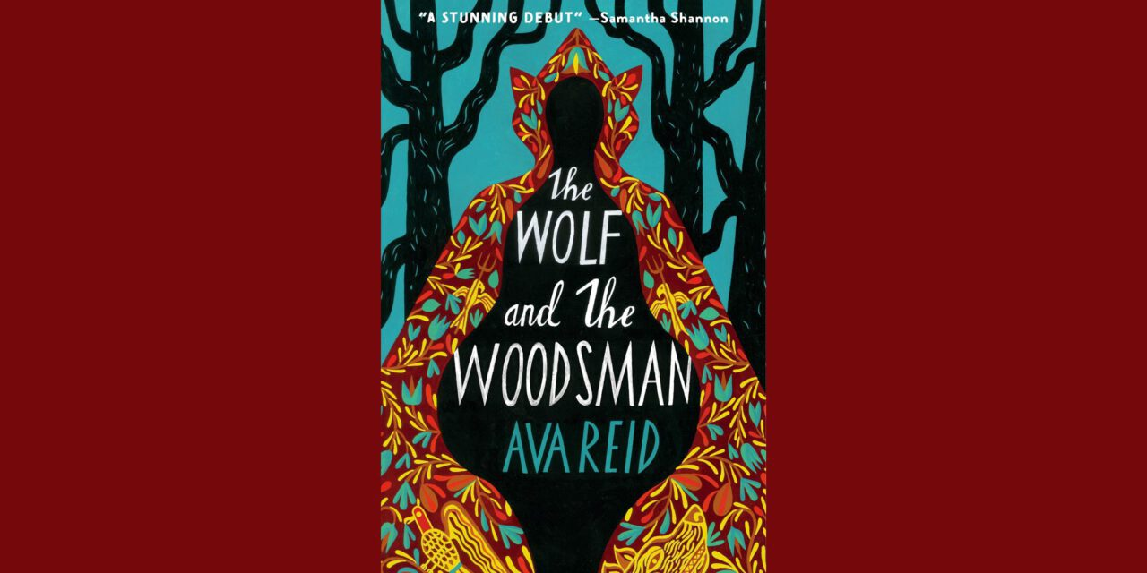 Book Review: THE WOLF AND THE WOODSMAN