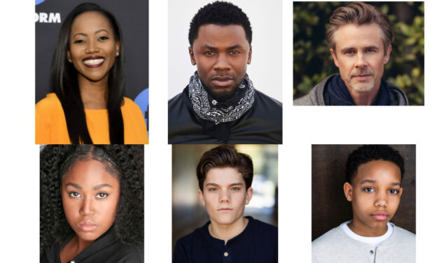 Blumhouse and EPIX Feature AMERICAN REFUGEE Rounds Out Cast