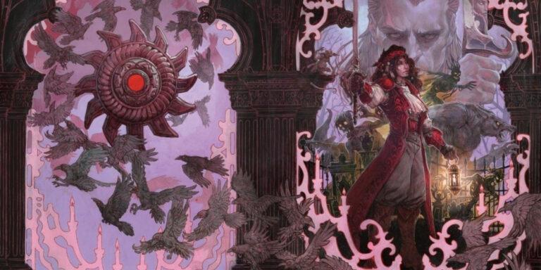 Ez on the alternitive cover of Van Richten's Guide to Ravenloft.