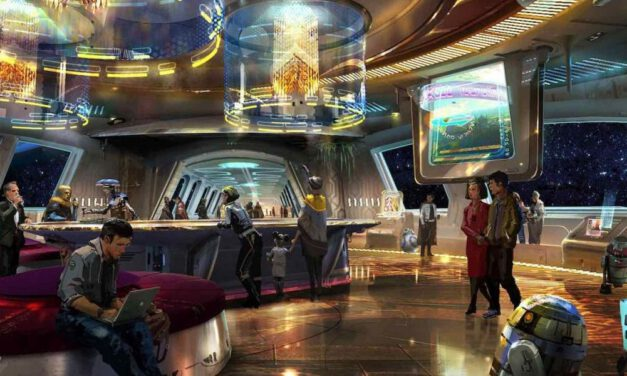 Disney's Exclusive Star Wars Resort Set To Open In 2022