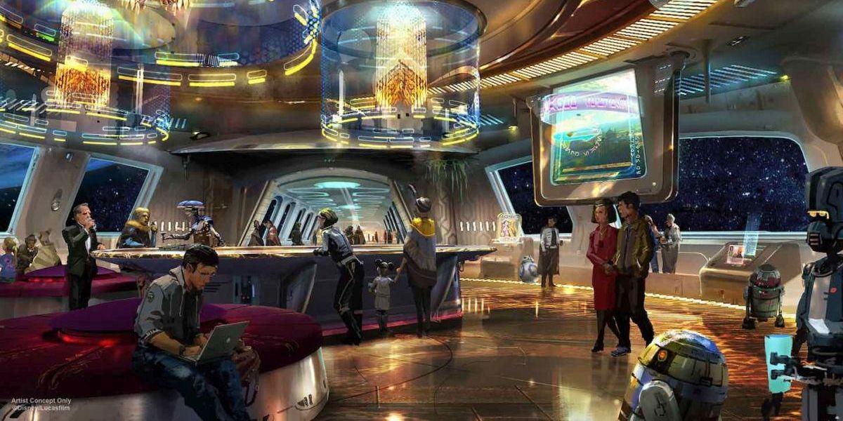 Disney's Exclusive Star Wars Resort Set To Open In 2022